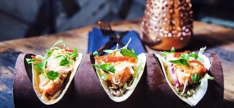 Cinco lugares pra comer comida mexicana em Dublin