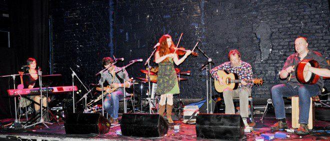 Reprodução: Cork Folk Festival