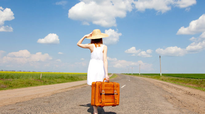 Cinco motivos para você viajar sozinho