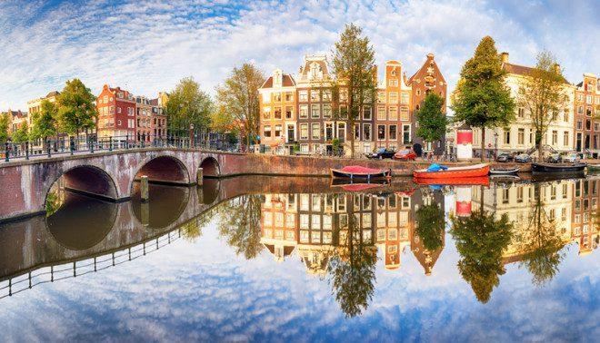 Intercâmbio na Holanda