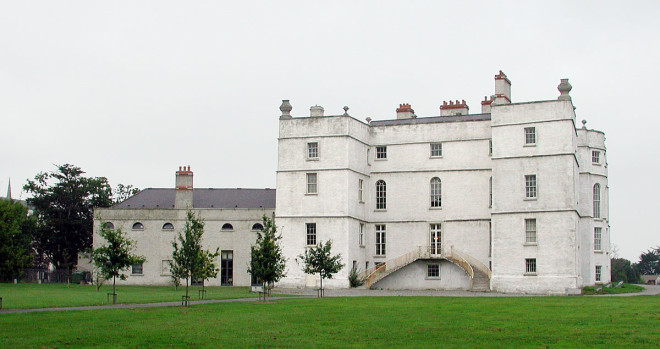 Rathfarnham Castle. Foto: Wikimedia