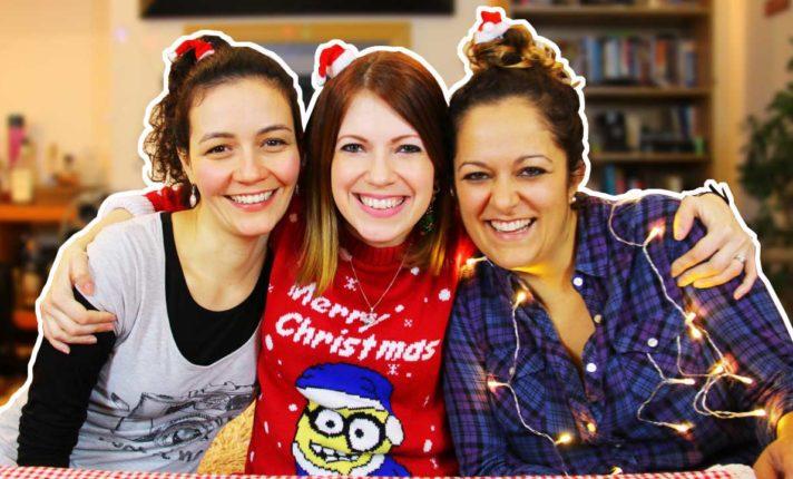 Provando Doces Irlandeses de Natal – PCVV#118