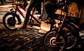 Rickshaws podem ser banidos em Dublin