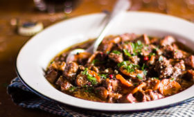 Beef & Guinness Stew: já provou?