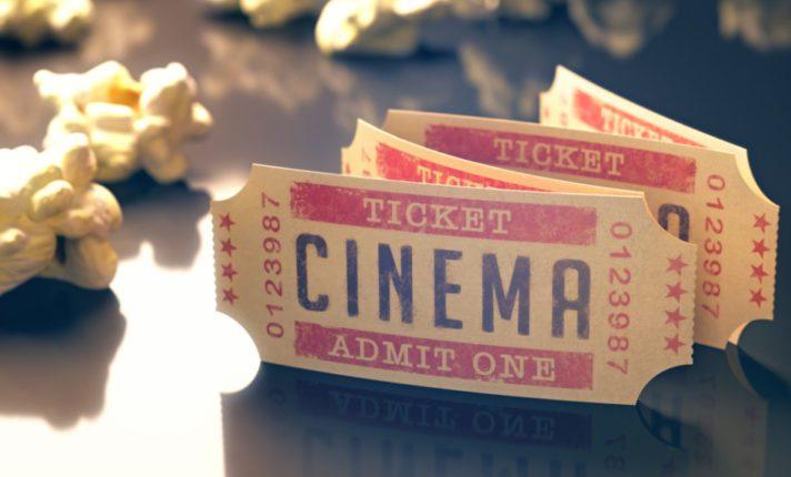 Quanto custa ir ao cinema em Dublin?
