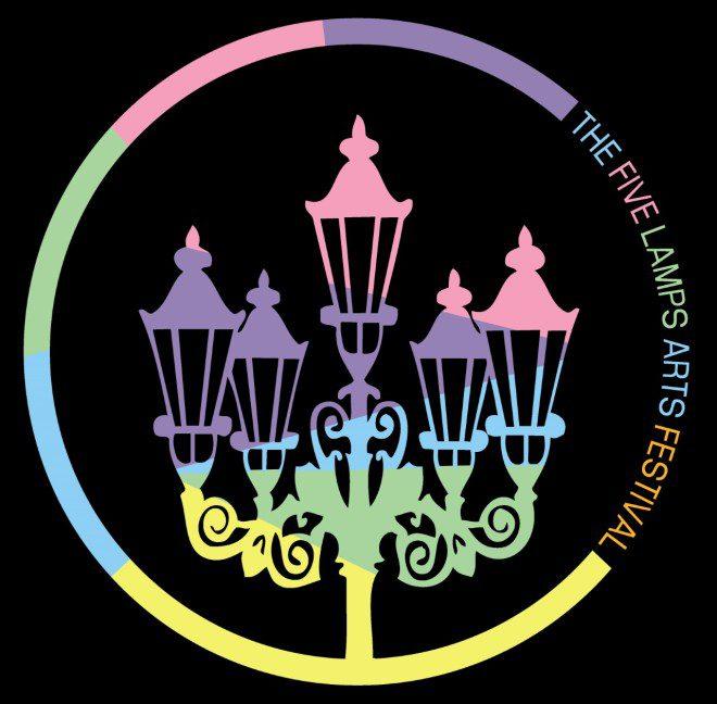 The Five Lamps Arts Festival l tem lugar no coração da região norte do centro da cidade de Dublin. @ Reprodução festival