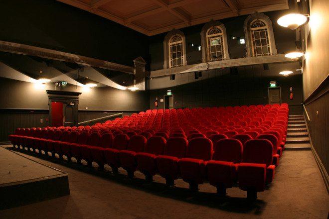 O IFI é sede de alguns dos principais festivais de cinema realizados anualmente na Irlanda. Reprodução: IFI Blog