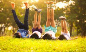 4 locais para curtir com os filhos na primavera irlandesa