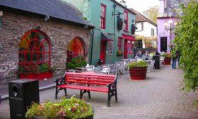Kinsale, o ponto mais extremo da Irlanda e pertinho de Cork