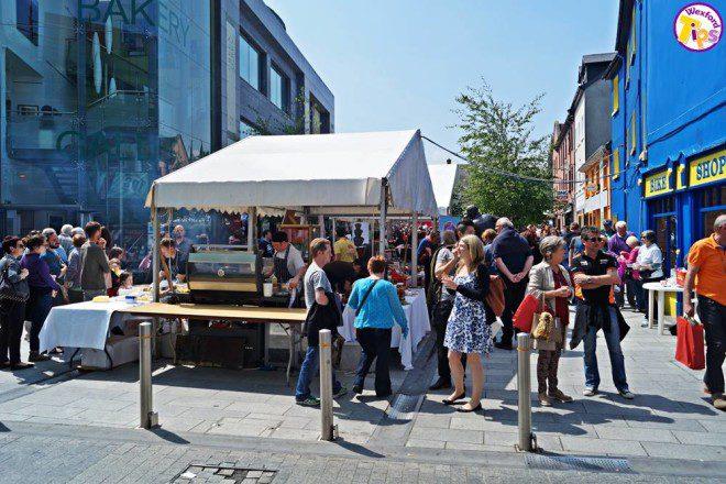O festival de Wexford que tem atraído a atenção do público. Foto: Wexford Tips