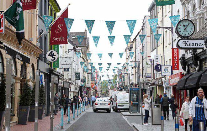 Evento em Cork conta com dança, teatro, música e muito mais. Reprodução: Twitter