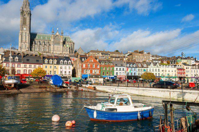 A cidade de Cork recebe grandes músicos. Foto: Ireland Now