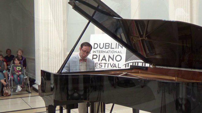 Festival de piano traz diversos pianistas da música clássica. Reprodução: You Tube