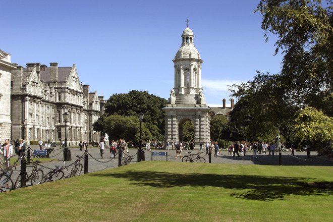 Festival que acontece nos jardins da Trinity College, com apresentação de grandes nomes da música. Foto: TCD
