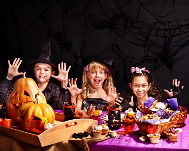 Doces ou travessuras, a festa do Halloween teve origem na Irlanda.