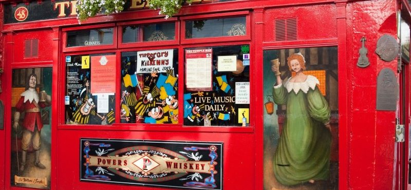 9 curiosidades interessantes sobre Dublin