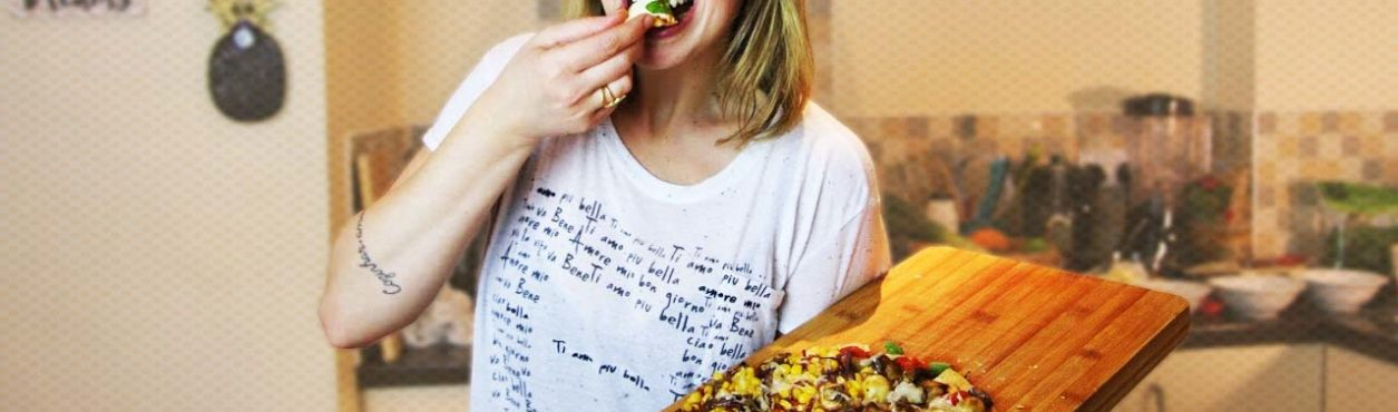 Pizza de frigideira super fácil –  Masterschay#2