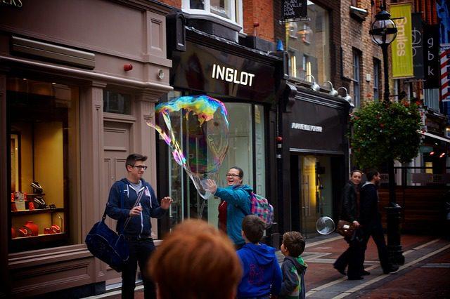 Dublin. Foto: Pixabay