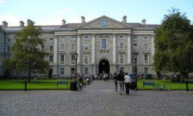 Quais são as melhores universidades irlandesas?