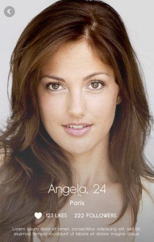 O Les Girls App é destinado exclusivamente para o público feminino e já tem versões em português, inglês, espanhol e francês. Crédito: Imagem ilustrativa do aplicativo