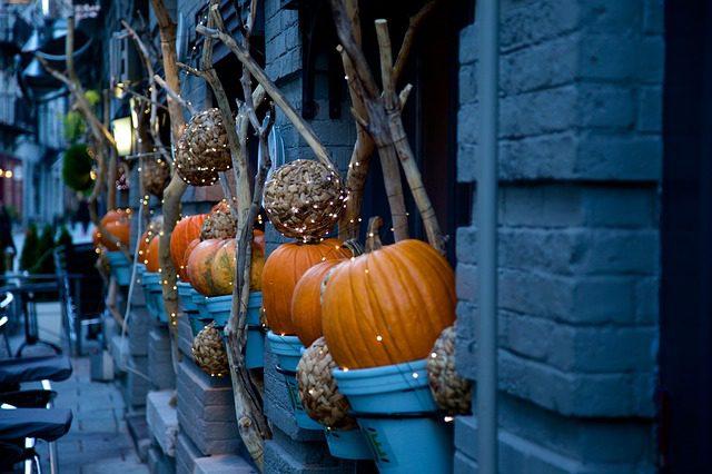 Halloween também é imperdível na Irlanda. Foto: Pixabay