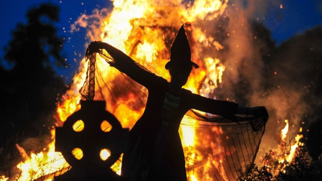 Meath é berço do Halloween. Foto: The Irish Times