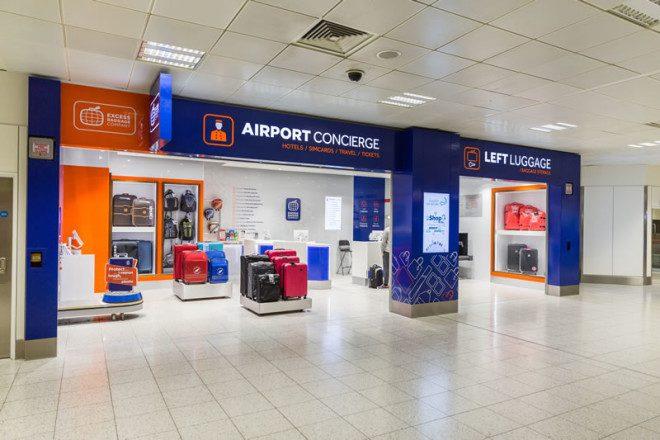 Left Luggage é novidade no aeroporto de Dublin. Foto: Excess Bagagge