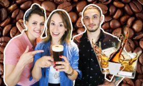 Uísque com café? 😱 Sim, no Irish Coffee ☕