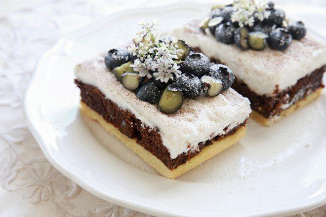 Gur Cake, um dos tradicionais doces irlandeses. Crédito: Thitarees   Dreamstime
