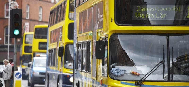 Coronavírus: transporte público é reduzido na Irlanda
