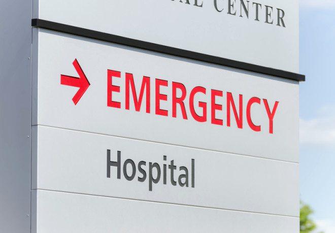Atendimento emergencial fica mais caro para visitantes. Foto: Ponytail1414   Dreamstime