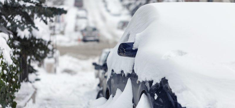Temporada de neve na Irlanda, cuidado redobrado