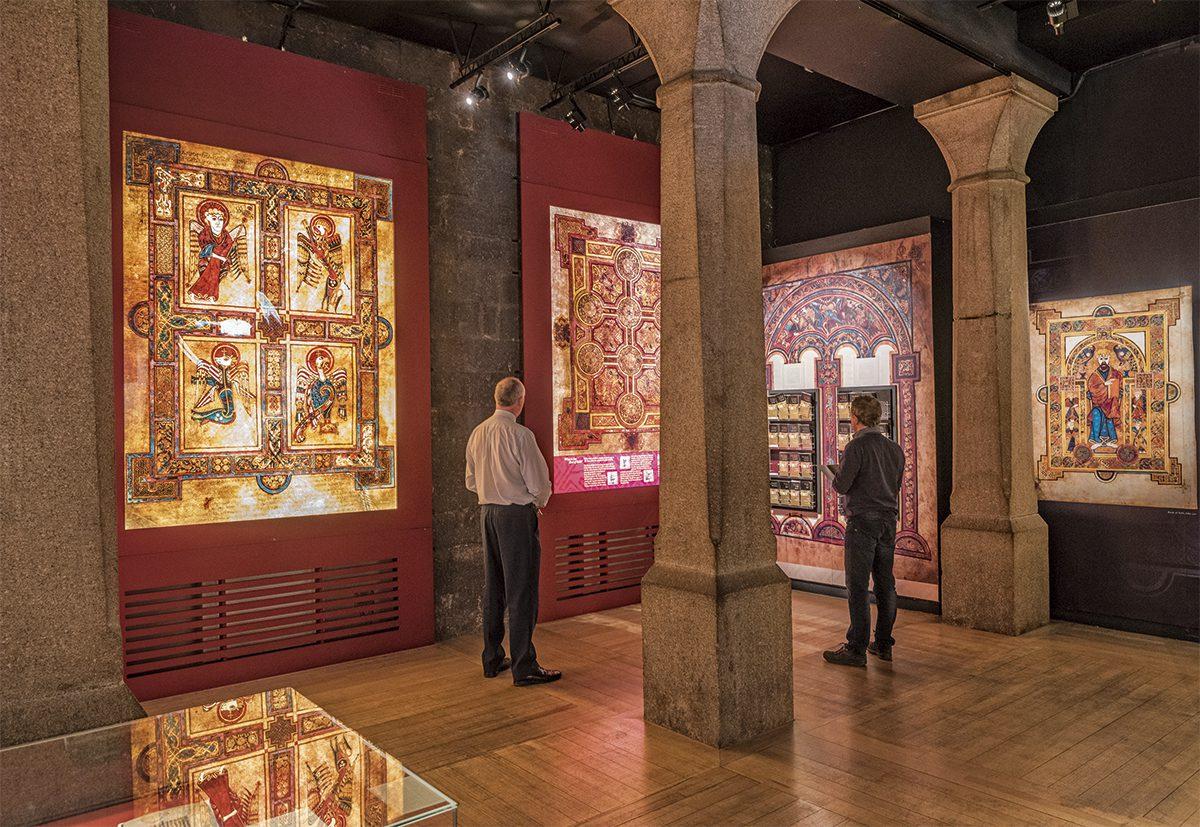 Trinity College oferece curso gratuito online sobre The Book of Kells