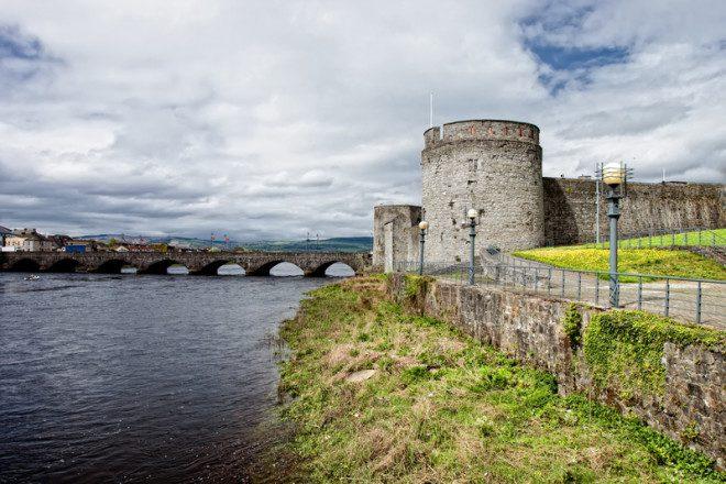 King John's Castle Foto: Pajda83   Dreamstime