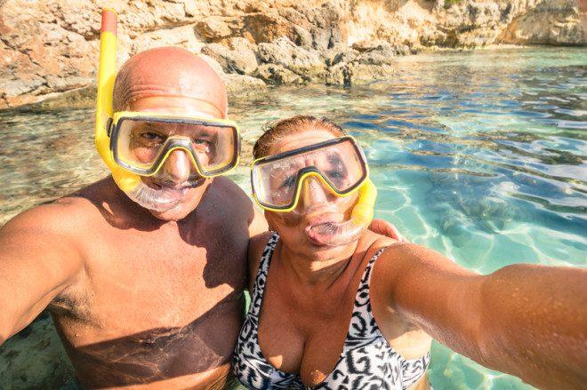 Malta oferece águas mornas e clima favorável. Crédito: Mirko Vitali   Dreamstime