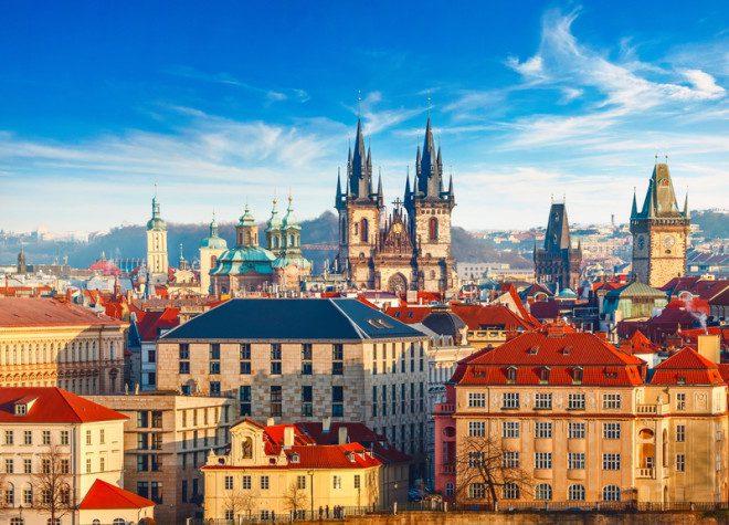 República Tcheca é um dos melhores países europeus para expatriados. Foto: Olga Lupol   Dreamstime.com