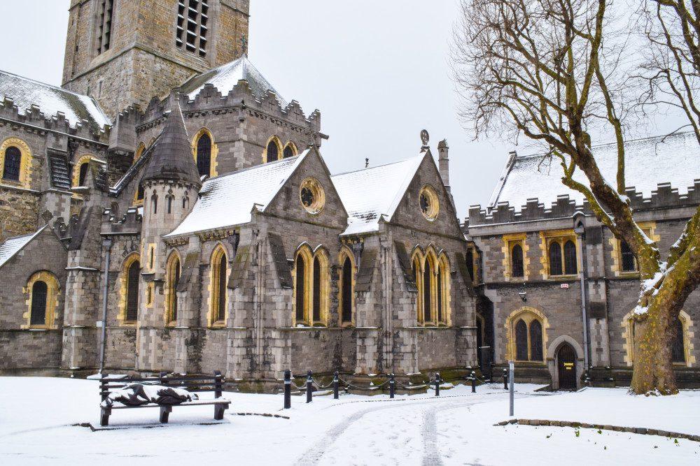 Forte onda de frio que atingiu Irlanda em 2018 pode voltar em janeiro