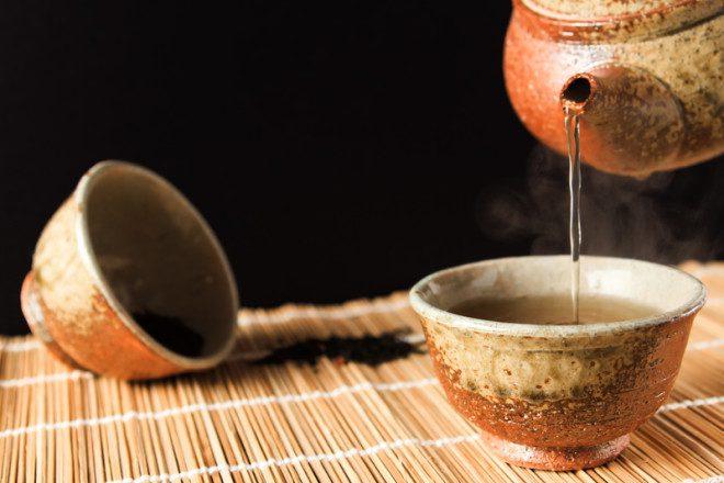 Tradicional Cerimônia do Chá acontece na National Gallery. Foto: Gabriel Robledo/Dreamstime