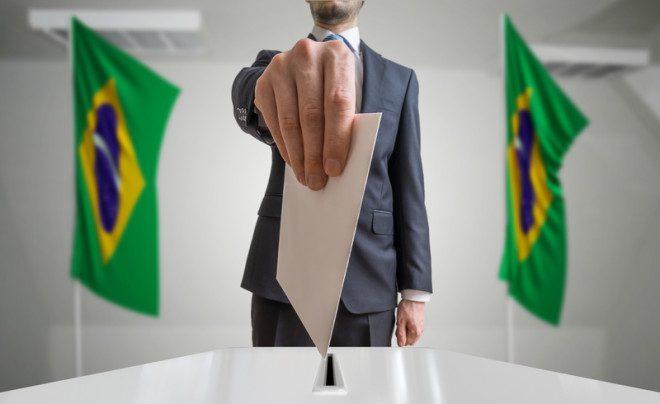 Votação acontece em outubro e eleitor brasileiro precisa justificar ausência ou se inscrever para votar. Foto: Vchalup/Dreamstime