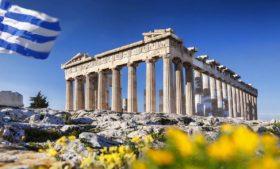 Fim de semana na Grécia