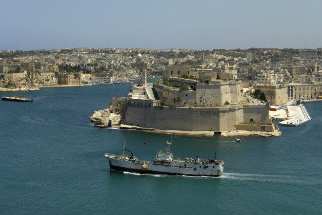 A capital Valeta, em Malta, é um dos destinos históricos para visitar no país. Foto: Rui Vale De Sousa/Dreamstime