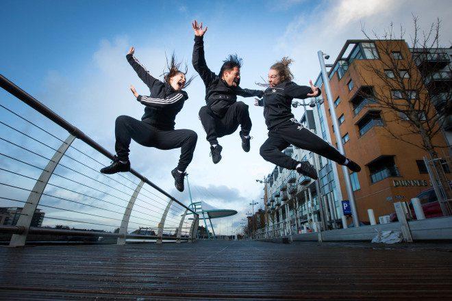 A cidade de Limerick, traz neste evento diversas apresentações musicais, teatro, cinema e dança. Foto: Sean Curtin True Media
