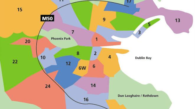 Mapa de Dublin: conheça as regiões da capital da Irlanda