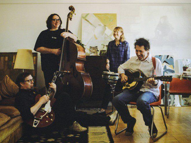 Apresentação da banda americana de indie-rock no Olympia Theatre. Foto: The Current