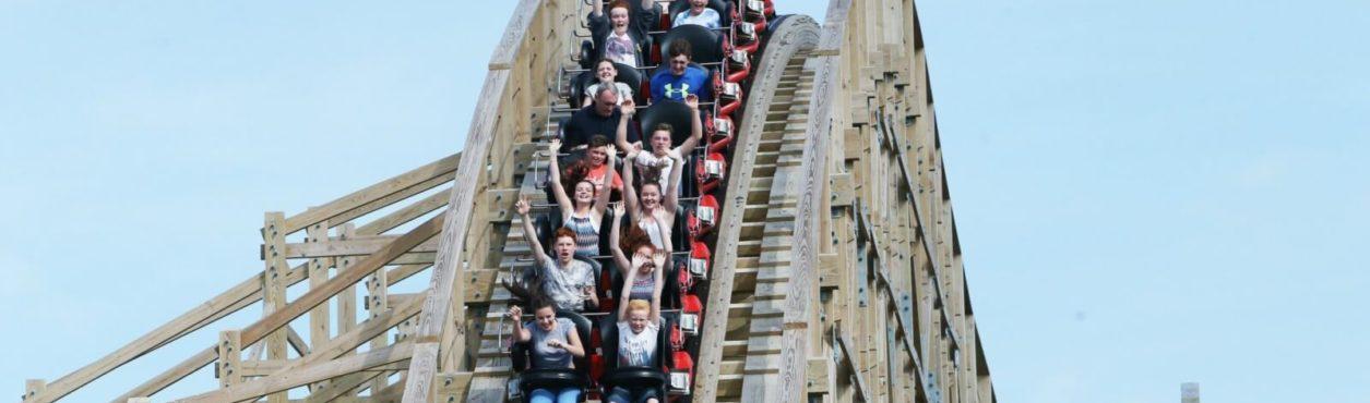 Parques de diversão na Irlanda: conheça cinco atrações
