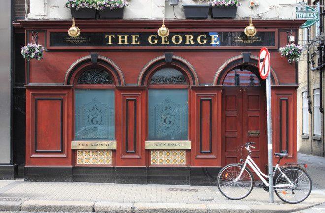 The George é o ponto gay mais antigo de Dublin e a principal balada da comunidade LGBT. Foto: Alessandro0770/Dreamstime