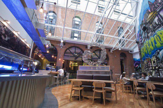 Hostels em Dublin: Generator Hostel - Foto: Divulgação