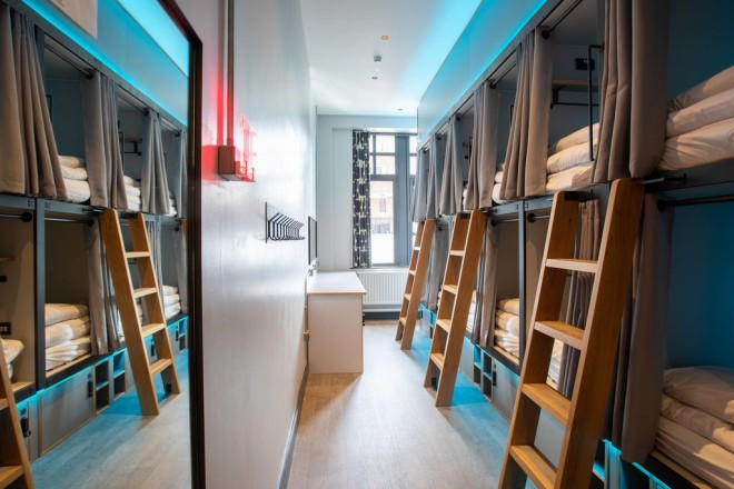 Hostels em Dublin: Jacobs Inn Hostel - Foto: Divulgação