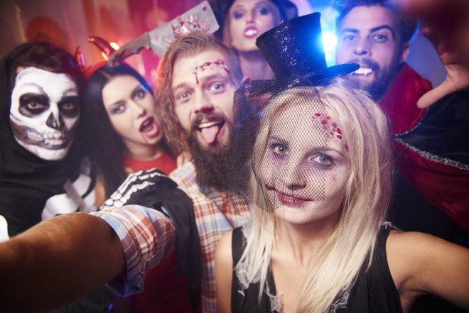 The River Bar vai realizar festival para celebrar o Halloween. Foto: Gpointstudio | Dreamstime