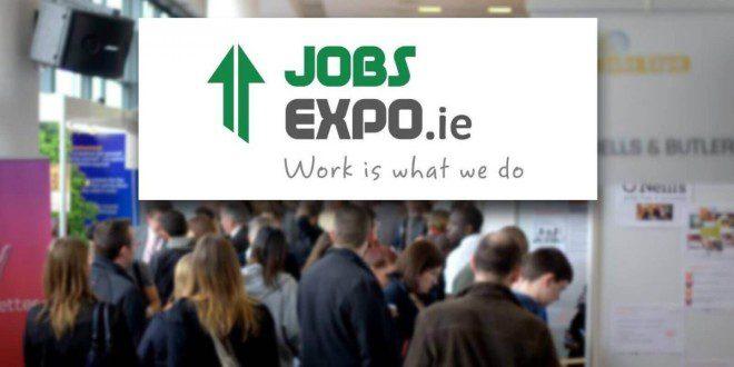 Foto: Jobs Expo Dublin